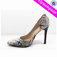 Women Wedding Shoes with High Heels Sexy Model