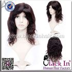 Virgem Remy indiano peruca cheia do laço, Cabelo humano Full Lace wigs guangzhou