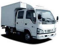 Double Cabin Cargo Truck 600P with ISUZU Technology