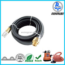 customized garden hose black flexible