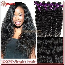 Aliexpress 7a grade brazilian human curly hair, full cuticle double weft best type human hair extensions