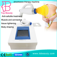 portable ESWT extracorporeal shock wave therapy equipment/shockwave weight loss perfect slimming device