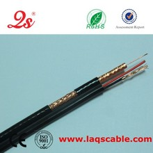 Linan coaxial cable factory rg6 cable,rg59 cable CCTV cable,rg59+2c low voltage cable