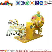 Canton Fair promotion! For kids Electronic amusement hot kids horse rocking horse riding machines