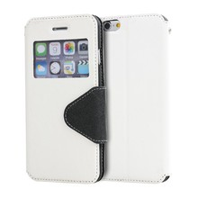 LZB OEM/OGM PU Flip leather case cover for Alcatel One Touch pop c3 case