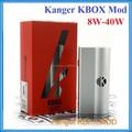 2015 mais novo produto 100% original Kanger Kbox mod 40 W VS istick 30 W / 50 W