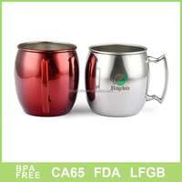 BPA free Copper mug for vodka and moscow mule