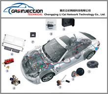 Lpg kit de conversión italia / lovato kit gnc / glp gas kit