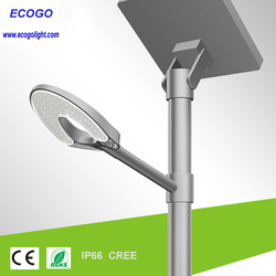high quality 60 watts integrated solar street lights