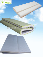 Natural latex sheet on the topper mattress,latex foam sheet,foam sheets for mattresses