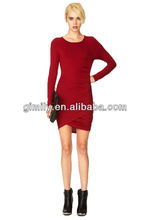cotton red office uniform dresses office dresses formal dresses for office