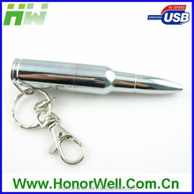Let The Bullet Fly High Speed FUN Metal Special USB Flash Drive
