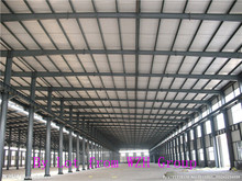Steel Structure   Low Cost Factory Workshop Steel Building   Prefabricated Car Workshop