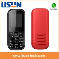 1.8inch TFT screen cheap price cell phone mobile with whatsapp facebook