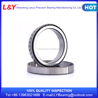 China Tapered Roller Bearing 33017 Roller Bearing Size 85*130*36 with High Precision