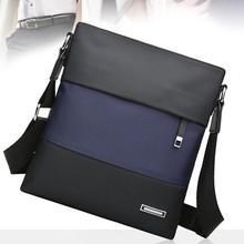 Men shoulder bag messenger bag fashion trending cell phone shoulder strap bags