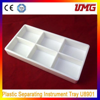 Cheap wholesale operating room disposable products dental instrument tray