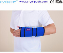 Cold therapy and gel products promotion hot sale with PVC and Nylon wrist support fit for hand