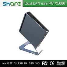 2014 SHARE Intel Core i3 MINI PC/ Thin Client/NetTop with WIFI/Bluetooth , Windows 7, 8, Linux, bracket