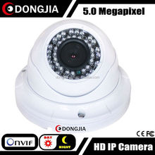 DONGJIA DJ-IPC-HD8850TD h.264 vandalproof dome h.264 cmos onvif 1080p 2mp ip camera pcb