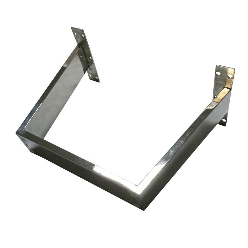 금속 철 크롬 도금 28 인치 테이블 다리 레스토랑 책상 가구-가구 ...