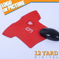 Netherland computer printed Promotion mouse pad, Eco-friendly silica Gel 3d mouse pad with hand rest pad