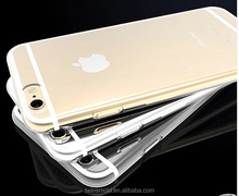 For iphone 6 cell phone case,pc crystal cell phone case vendor