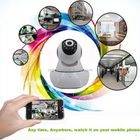 New Arrival Mini WIFI wirless ip camera for Home Security hidden wifi ip camera