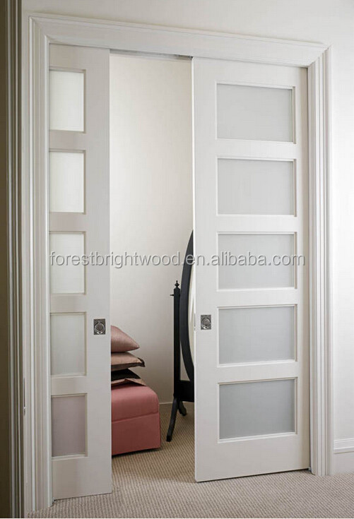Swing type patio doors white wooden double french doors for Single swing patio door