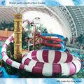Parque de atracciones toboganes para Aqua equipo del parque de venta ( HT-32 )