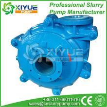 Abrasion resistant electric motor slurry pump
