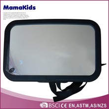 For the perfect angle to view your child with baby car seat mirror