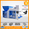 QMY10-15 mobile hollow block making machine price/ saudi arabia zenith block machine parts