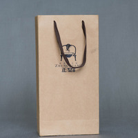 Customized Products Packaging Tote Bag Hi-Q Delicate Paper Carry Bag