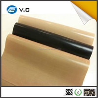 Good Quality PTFE teflon coated fiberglass fabric Made in China