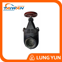 Competitive price 2 to 4 inch cast iron rising stem gate valve