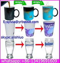 Amazing color changing mug!!!! creative cheap promotion gift item/promotion item China/promotion product/promotion mug gift mug