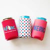 Newly Design Neoprene Can Cooler holders /Can Koozie/Stubby Holder