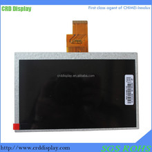 Factory Supply CRD070TN01-40NM01 TFT 7 Inch Replacement LCD Screen