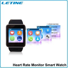 2015 New Arrival Smart Watch Phone Touch Screen Smart Phone Watch GSM Quad Band GPS Watch Phone For Old Man
