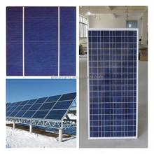CE Certificate 150W 12V Poly Solar Module Panel