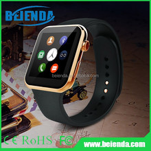 Sport Mobile phone accessories Bluetooth smart watch for Smart phone