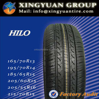 HILO brand cheap car tire 175/70R13