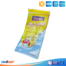 Perforated Disposable Nonwoven Cleaning Wipes / All Purpose Clean Rags