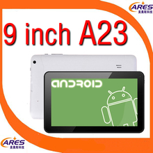 2014 best seller 9'' google android 4.4 Allwinner A20 A23 dual core tablet pc android driver