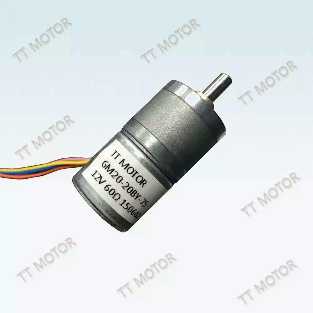 Max 12v Permanent Magnet Industrial Stepper Motor From Tt Motor Shenzhen Industrial