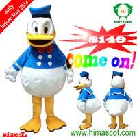 HI hot sales donald duck mascot