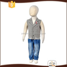 Hot selling new product boys denim baby vest