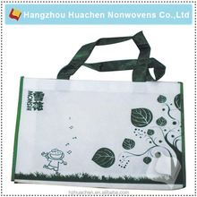 Best Sell Customized Logo Environmental-friendly Fashion Non-woven Shopping Bag