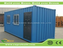 Ready Made Office And School Container House